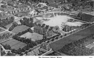 Aerial View before 1937